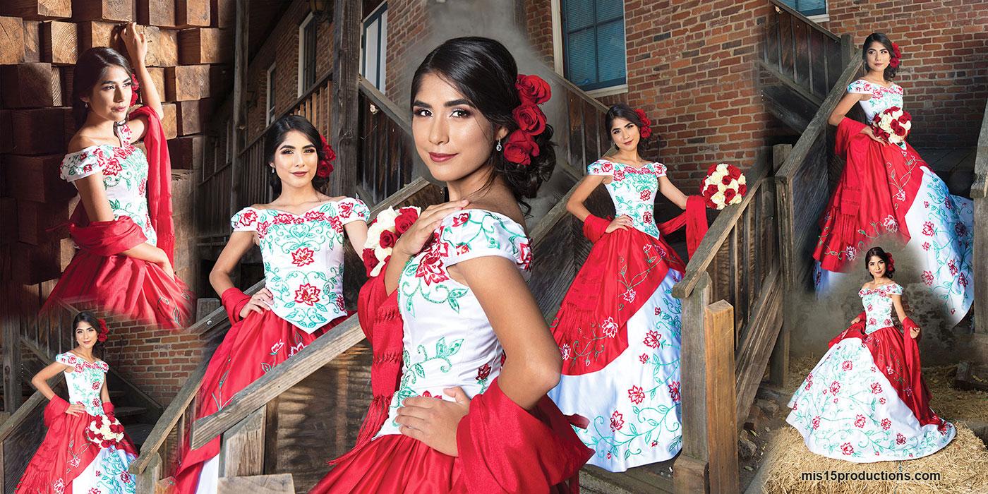 Foto y Video para quinceañeras en Sacramento